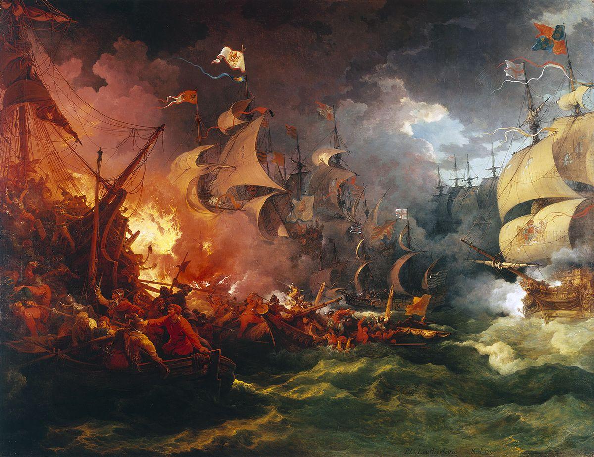 Ⅱ部-8:スペインの衰退、イングランド大英帝国への礎、金融国家 ...
